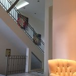 Lobby/stairs