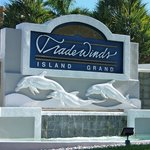 Trade Winds sign