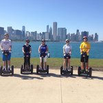 Perfect Segway Tour of Chicago