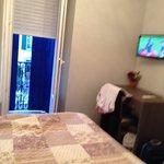 Photo de Hotel La Palombe Bleue