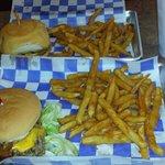 Plenty of fries! :]