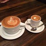 Latte and Macchiato