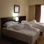 Beds.