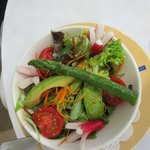 """Plain"" Salad at Le sud"