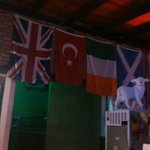 The bar area :-)