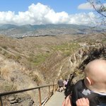 Can hike it with a baby!