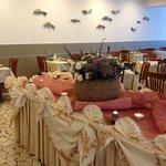 La Sala dell'Hotel Baltic Rimini