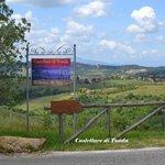 Panorama nei pressi della SPA