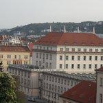 Utsikt från hotellrum