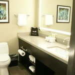 New Bathroom Ramada Marina Del Ray