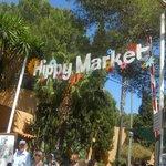 Hippy Market Es Cana