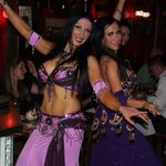 Belly dancing Fridays