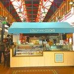 Georges Street Arcade, Drury Street, D2