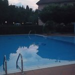 un bel tuffo in piscina