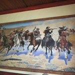 Mural in Reata