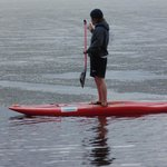 Spring Paddle Board
