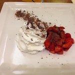 Lobster - Strawberries & Cream