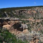Vista do Grand Canyon