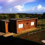 Cabañas construidas con materiales nobles para no interrumpir el medio ambiente
