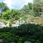 A small part of the Japanese Gardens.