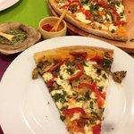 Amazing incoitalian pizza