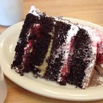 Black Forest Cake on German night every Wednesday