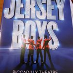 Jersey Boys booklet
