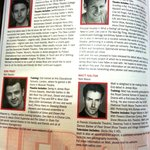 Jersey Boys cast. They were simply amazing.
