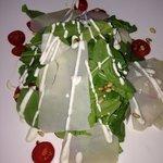 The Rucola salad