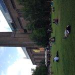 Tate garden