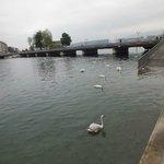 Lago Léman ou Genebra