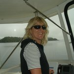 Toddy, our intrepid co-captain and also very knowledgeable host