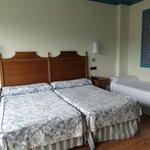 Room 106 double room