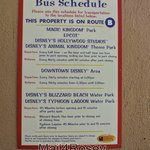 Free Shuttles to all of the parks!