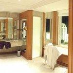 Banheiro do quarto/apartamento