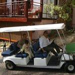 Hotel car