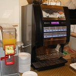 Máquina de café do Hotel Condotti