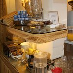 Café da manhã Hotel Condotti