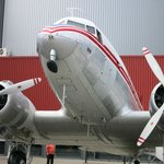 A DC 3 exhibit.