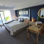 Puffin Suite bedroom