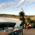 Cliff house luxury accommodation kangaroo Island