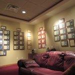 Hall of Fame Room North Dakota Cowboy Hall of Fame Medora, North Dakota