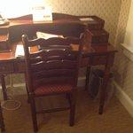 Desk in Henry house