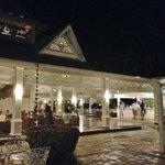 Front lobby and veranda
