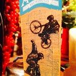 American Pale Ale Alaskan Brewing Co. on tap