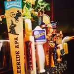 Full line of Craft Beers on Tap