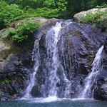 The main falls - Salakot