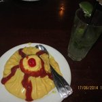 dessert... this can serve 2 persons
