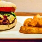 hamburguesa La Sospecha