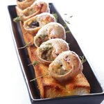 Vineyard Snails with Herbs Garlic Butte